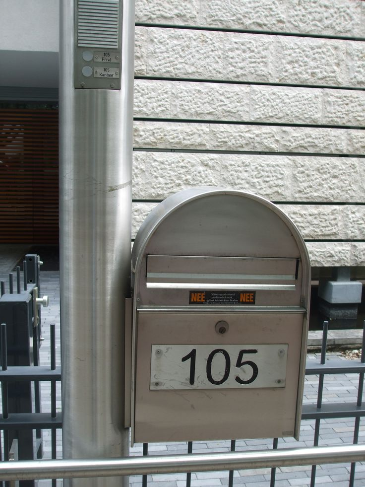 mailbox on fence Home decor, Decor, Outdoor decor