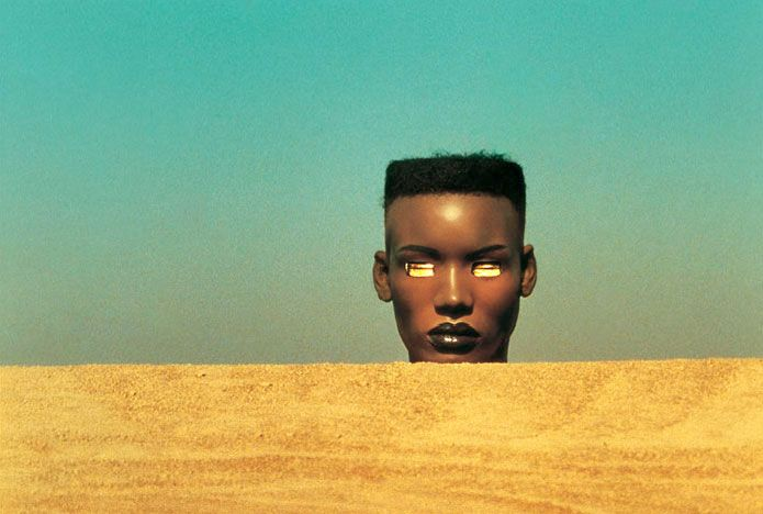 JEAN-PAUL GOUDE (grace jones)