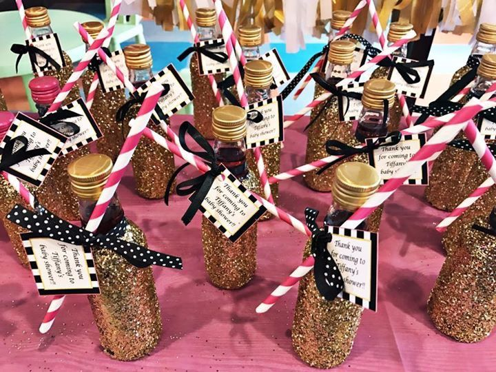 Kate Spade Inspired Party Favors