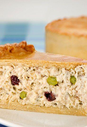 Torta de frango com queijo - Torta de frango: receitas deliciosas de torta de frango