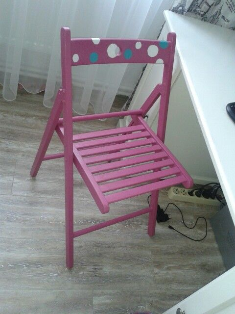 Happy chair for my girl :)