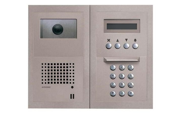 Secure #intercom systems