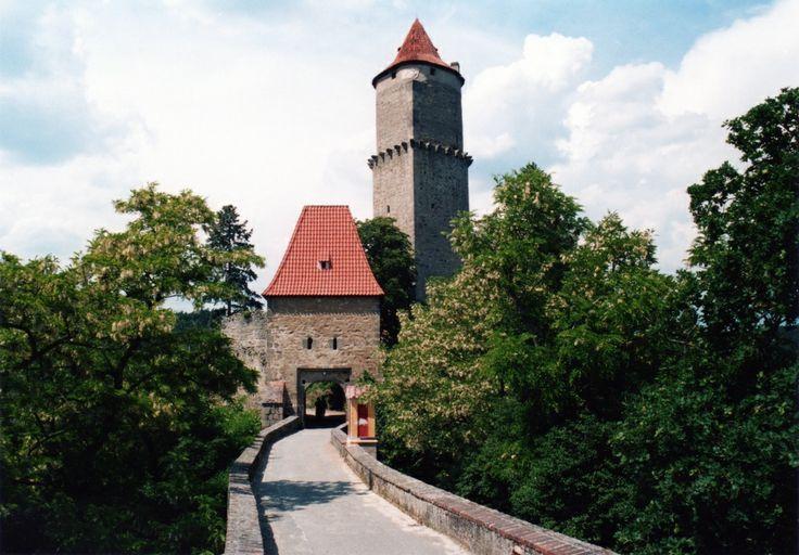 Zvíkov, okr. České Budějovice