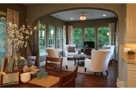 Alexander by Standard Pacific Homes at Weddington Trace Preserve Collection