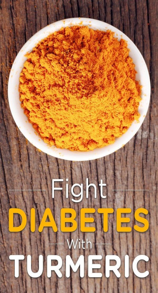 Turmeric is a Herbal Treatment for Neuropathy and Diabetes.