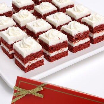 15 Red Velvet Cake Bites