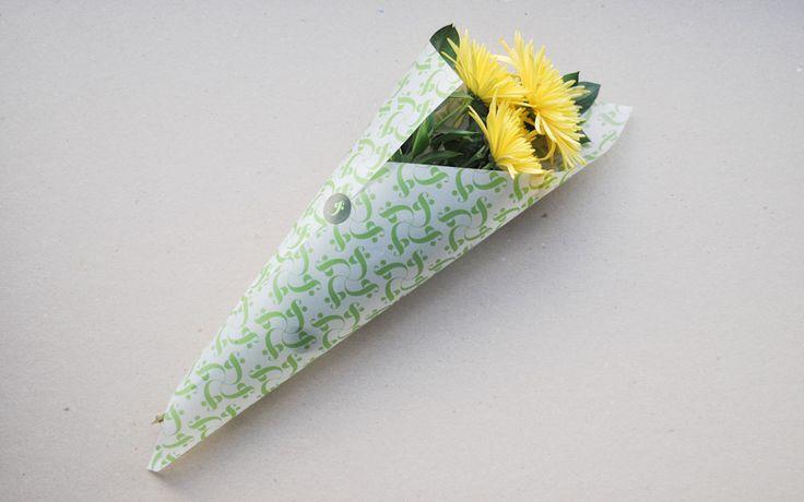 Diseño de empaque para Flores & Flores Packaging design for Flores y Flores #branding #brandingdesign #flores #flower #design #pattern