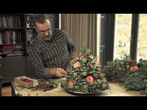 Zelfmaken: geurende minikerstboom voor op tafel Zelfmaken - Margriet