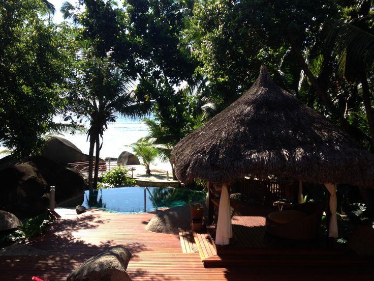 Silhouette Spa, Hilton Seychelles Labriz Resort & Spa