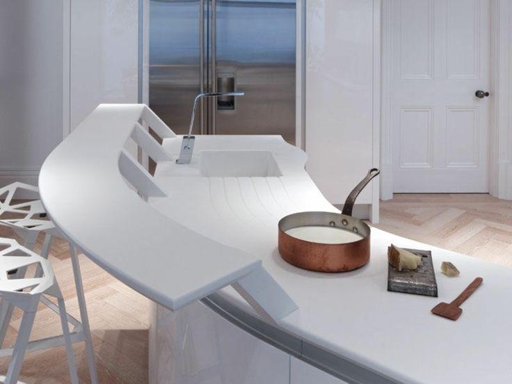 Die besten 25+ Arbeitsplatte küche selbst gestalten Ideen auf - arbeitsplatte k che streichen