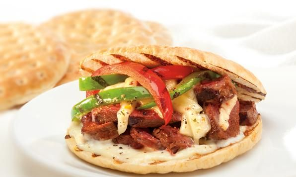 Appehtite - Sizzling Summer Steak Sandwich