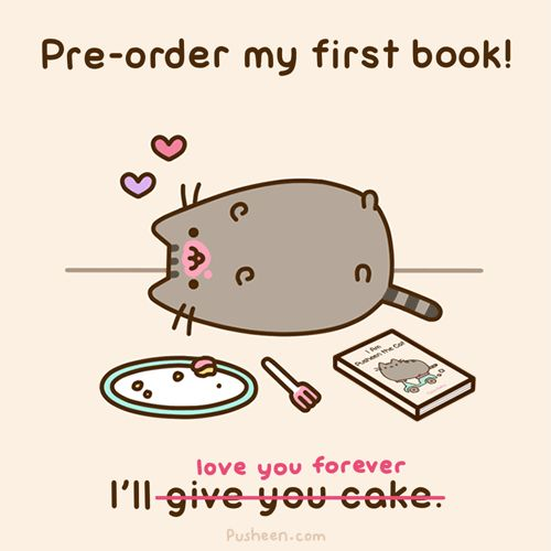 Hi everyone! Did you know that my first book is coming out next month? If you haven't already, please consider pre-ordering a copy. It makes a huge difference! =^● ω ●^= ♪