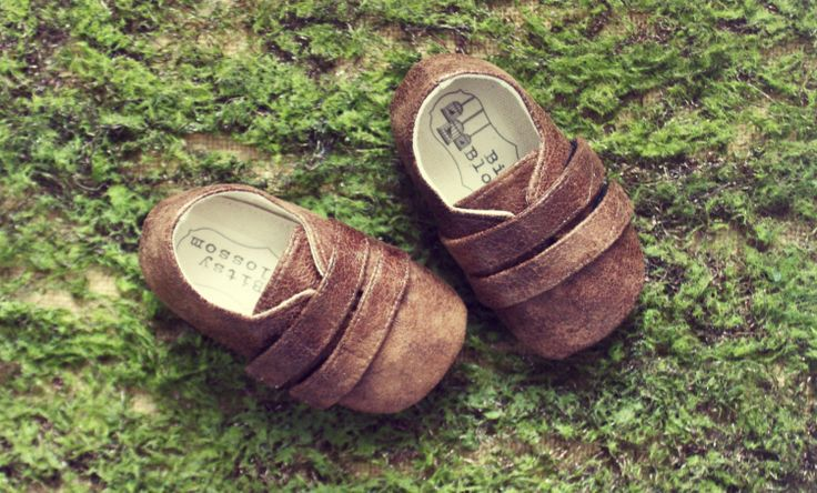 Baby Boy Shoes Infant Boy Shoes Soft Soled Shoes by BitsyBlossom, $36.00
