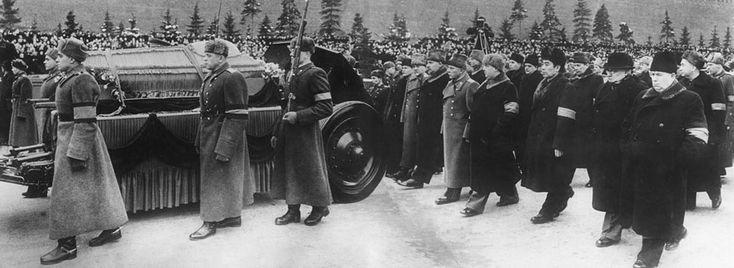 Современики о времени смерти и похорон Сталина