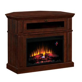 30 Best Images About Tv Stands On Pinterest Corner Electric Fireplace Electric Fireplaces