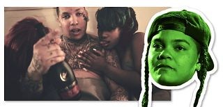 """Young MA Smoking Tooka - King Yella Beef  Young MA's """"smoking Tooka"""" lyrics have upset Chicago rapper King Yella. Young MA might have to invest in a new Urban Dictionary. The Instagram video below shows a video of Young MA delivering a freestyle. Young MA proclaims that she smokes """"Tooka"""" in the freestyle. Tooka is a nickname for marijuana but it's one of those phrases with a double meaning.  Tooka is also the nickname of a Chicago teen who was murdered in 2011. Tooka whose real name is…"""