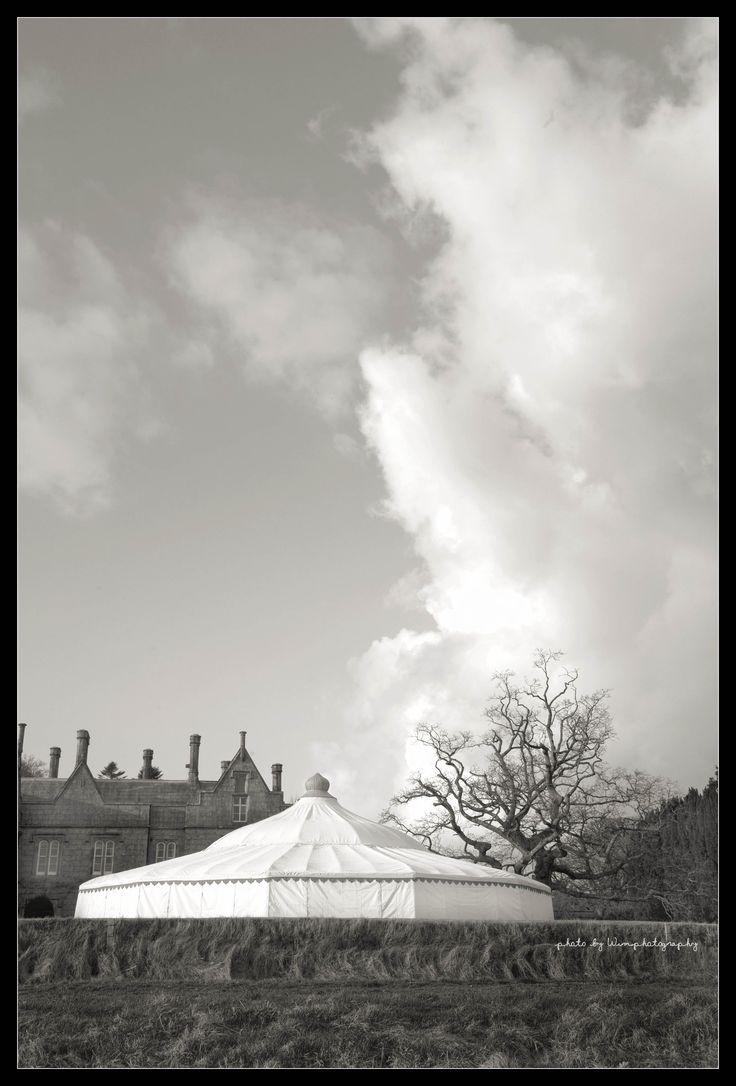 LPM Grand Pavilion in winter