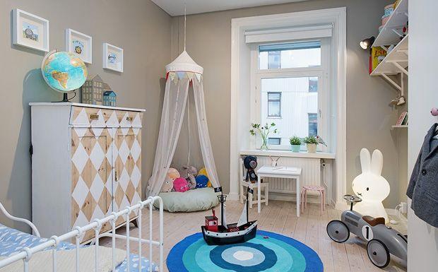 Shake My Blog | Sélection de chambres d'enfant scandinaves