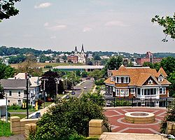 New Britain, CT. Where I lived from 17-30. My 'hood that I cannot wait to return to.