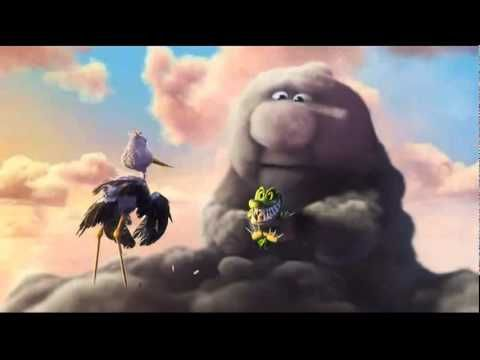 Pixar Animation: Partly Cloudy