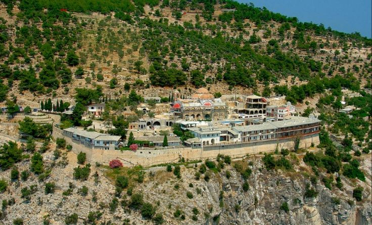 Archangelos Monastery Thasos
