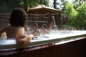 Baby Friendly Holidays UK - Forest Holidays