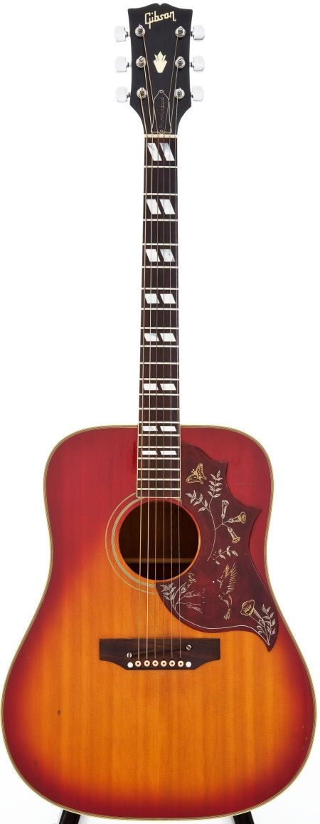1968 Gibson Hummingbird