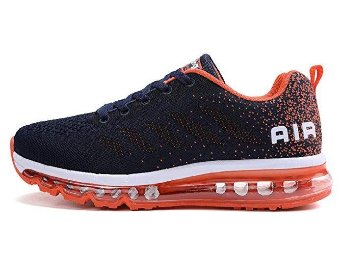 tqgold Unisex Uomo Donna Scarpe da Ginnastica Corsa Sportive Fitness Running  Sneakers Basse Interior Casual all c09446cc335