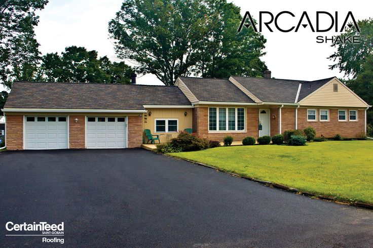11 best Arcadia Shake Luxury Asphalt Shingles images on Pinterest