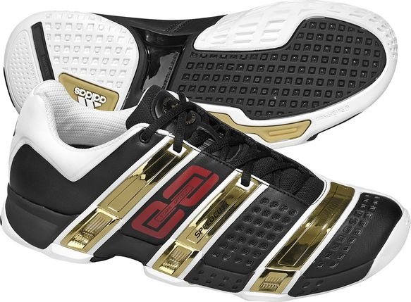 Whoa. Adidas Stabil Optifit DHB.