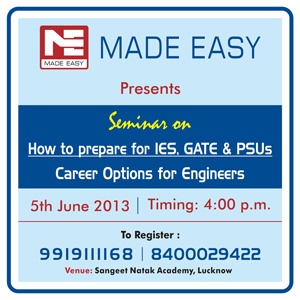 MADE EASY Present Seminar