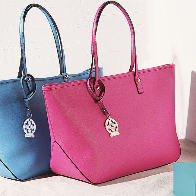 Bolsas coloridas #shoestock #verao2015 #desejos #wishlist #colorful #itbag - Ref 13.05.0095