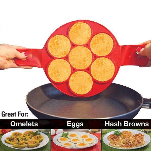 Set of 2 Perfect Pancakes Maker