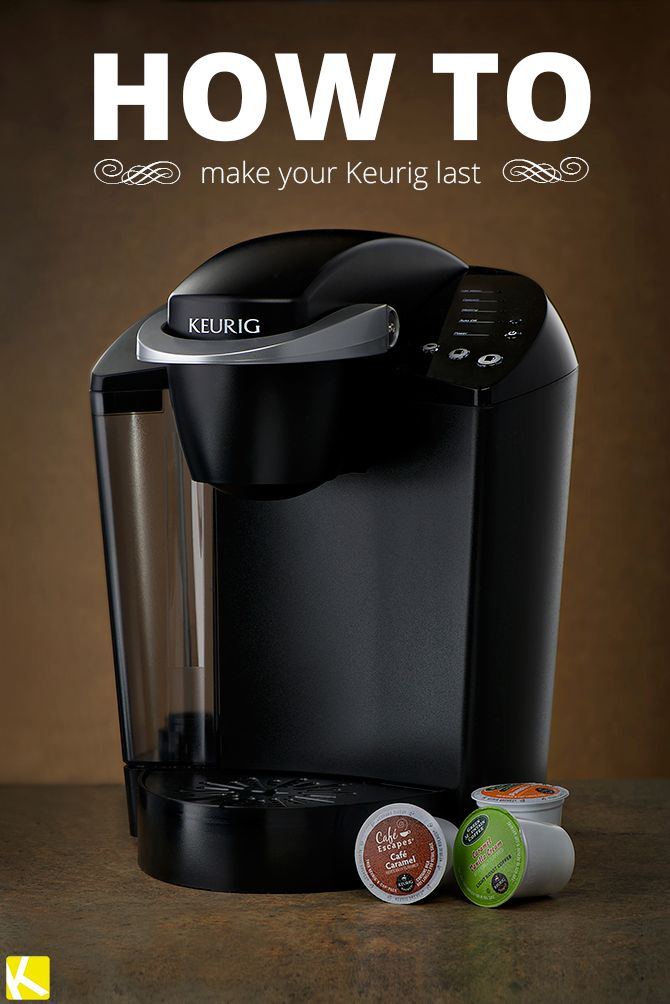 Wow, I should have paid more attention to the Keurig manual...don't miss these maintenance tips!