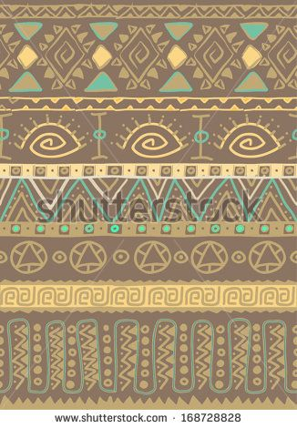 Stock Images similar to ID 89600275 - african ornament