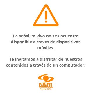 Señal en Vivo | CaracolTV.com