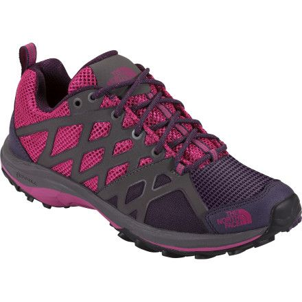 The North FaceHedgehog Guide Hiking Shoe - Womens Love these! They're actually a purple/fuschia. From backcountry.com