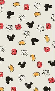 Fondo de Mickey Mouse súper tierno