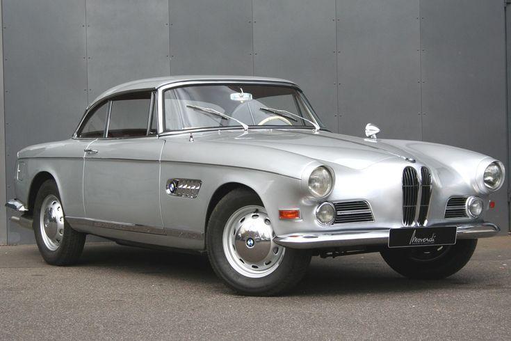 BMW 503 Coupé Serie 1