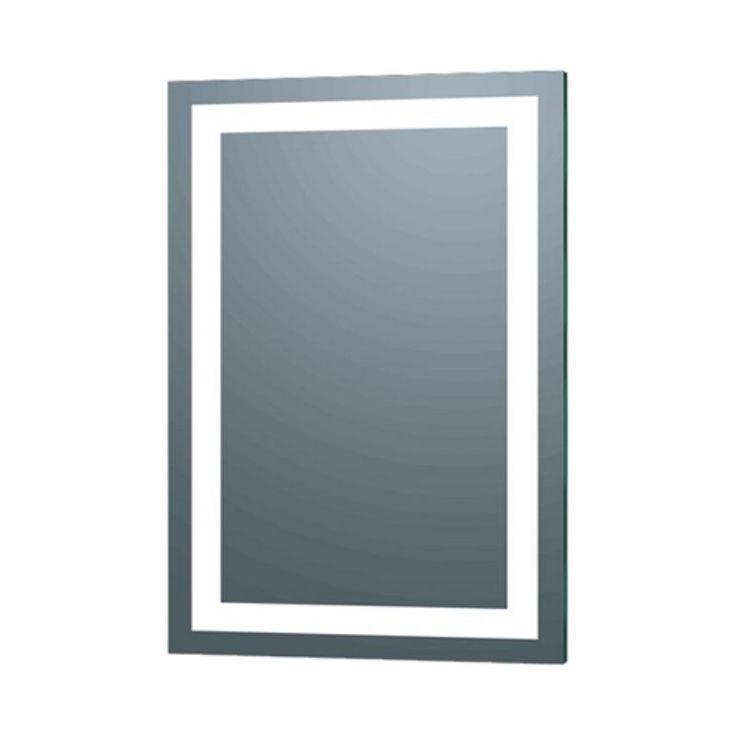 Gallery For Photographers Afina Illume LED Backlit Rectangular Bathroom Mirror ILR
