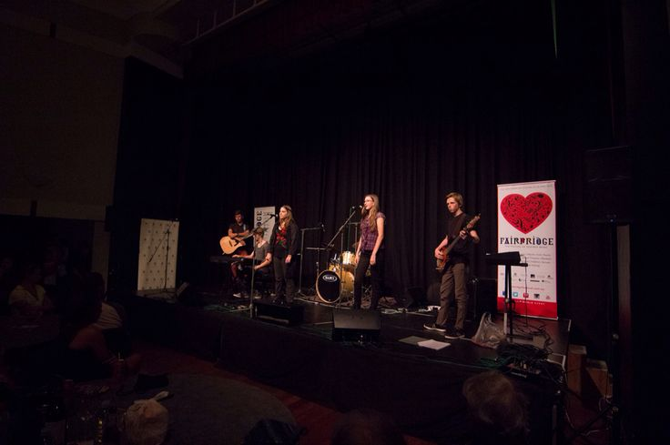 The Quest Songwriting Competition 2015....