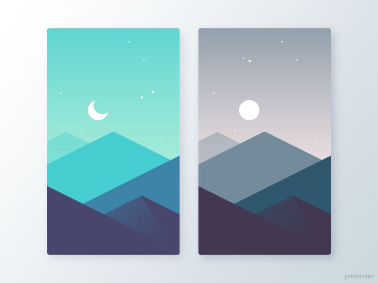 "ilikethatgraphic: ""Mobile Wallpapers by Gal Shir — Our Instagram: I LIKE THAT GRAPHIC """