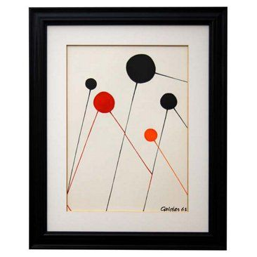 Check out this item at One Kings Lane! Alexander Calder, Bubbles