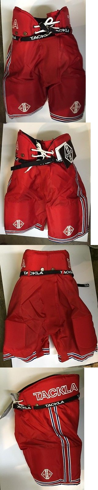 Pads and Guards 20856: Ny Rangers Tackla Sr Model 800 Hockey Pant, Most Sizes -> BUY IT NOW ONLY: $65 on eBay!
