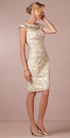 the perfect Mother-of-the-bride dress!