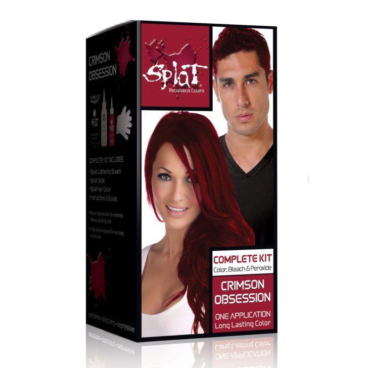 Splat Hair Color Ideas Splat Hair Color Splat Hair Dye Splat Hair Bleach