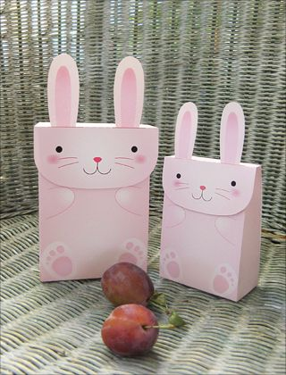 Bunny Party Favor Bags