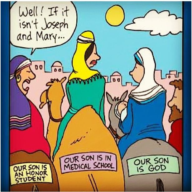 Mary was the envy of all the play groups...