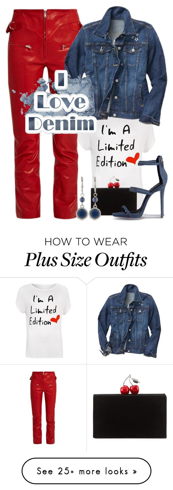 """Limited Edition"" by majezy on Polyvore featuring WearAll, Isabel Marant, Giuseppe Zanotti, Gap, Edie Parker, Nine West and plus size clothing"