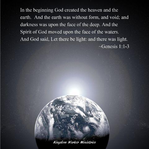 116 best Genesis; My Favorite Scriptures images on Pinterest ...